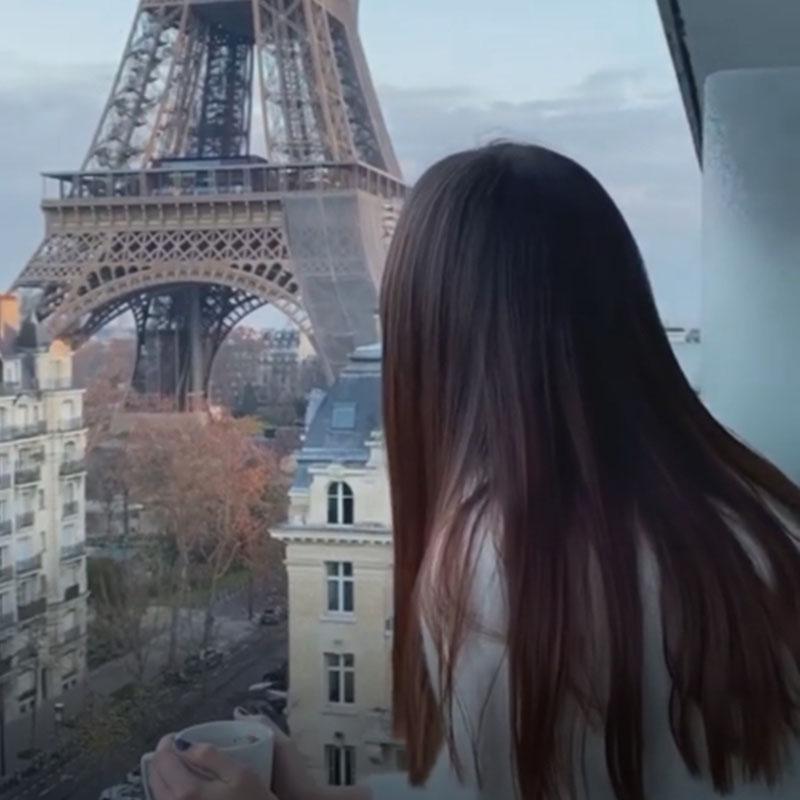 Наше агентство в Париже